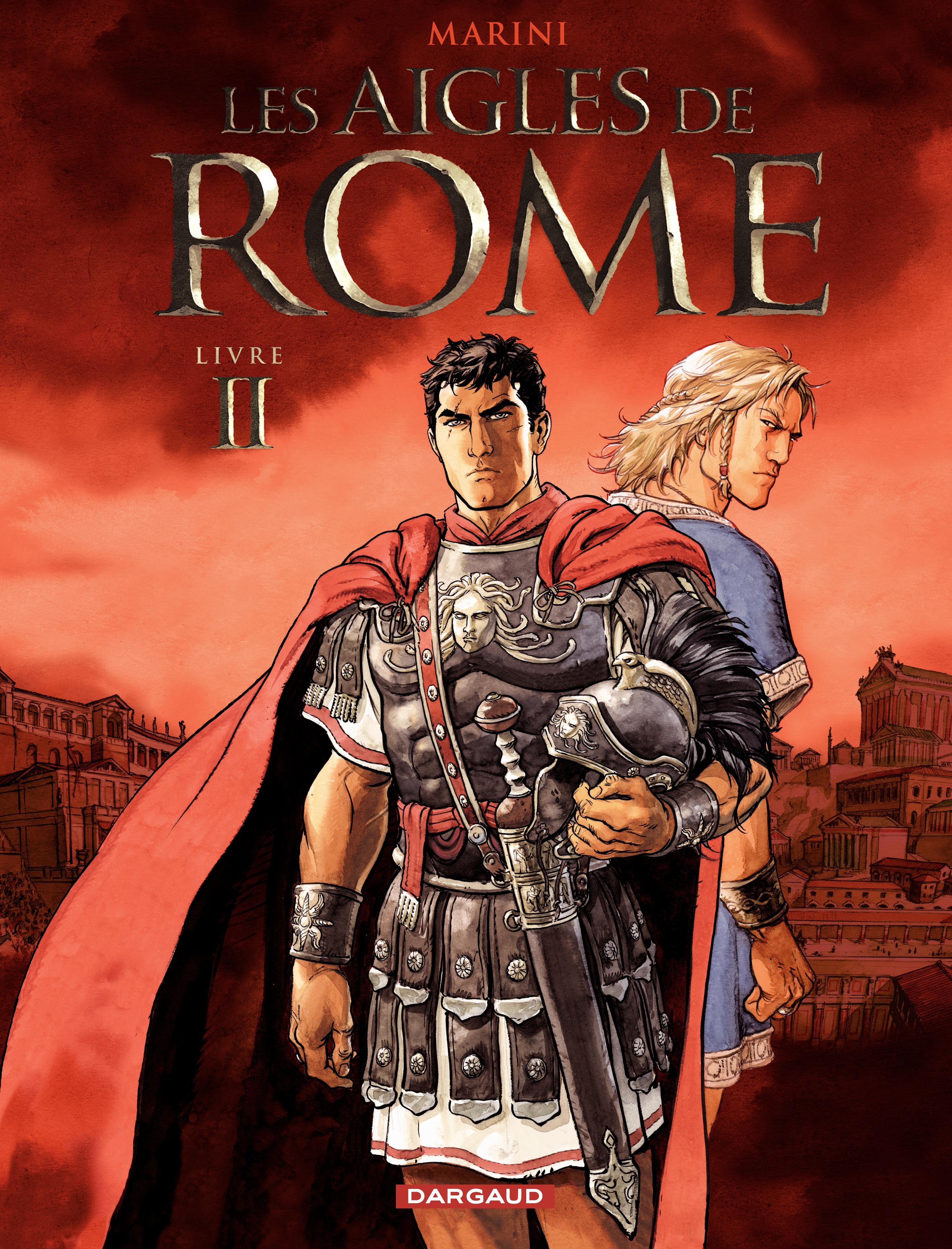 Les aigles de Rome T.2