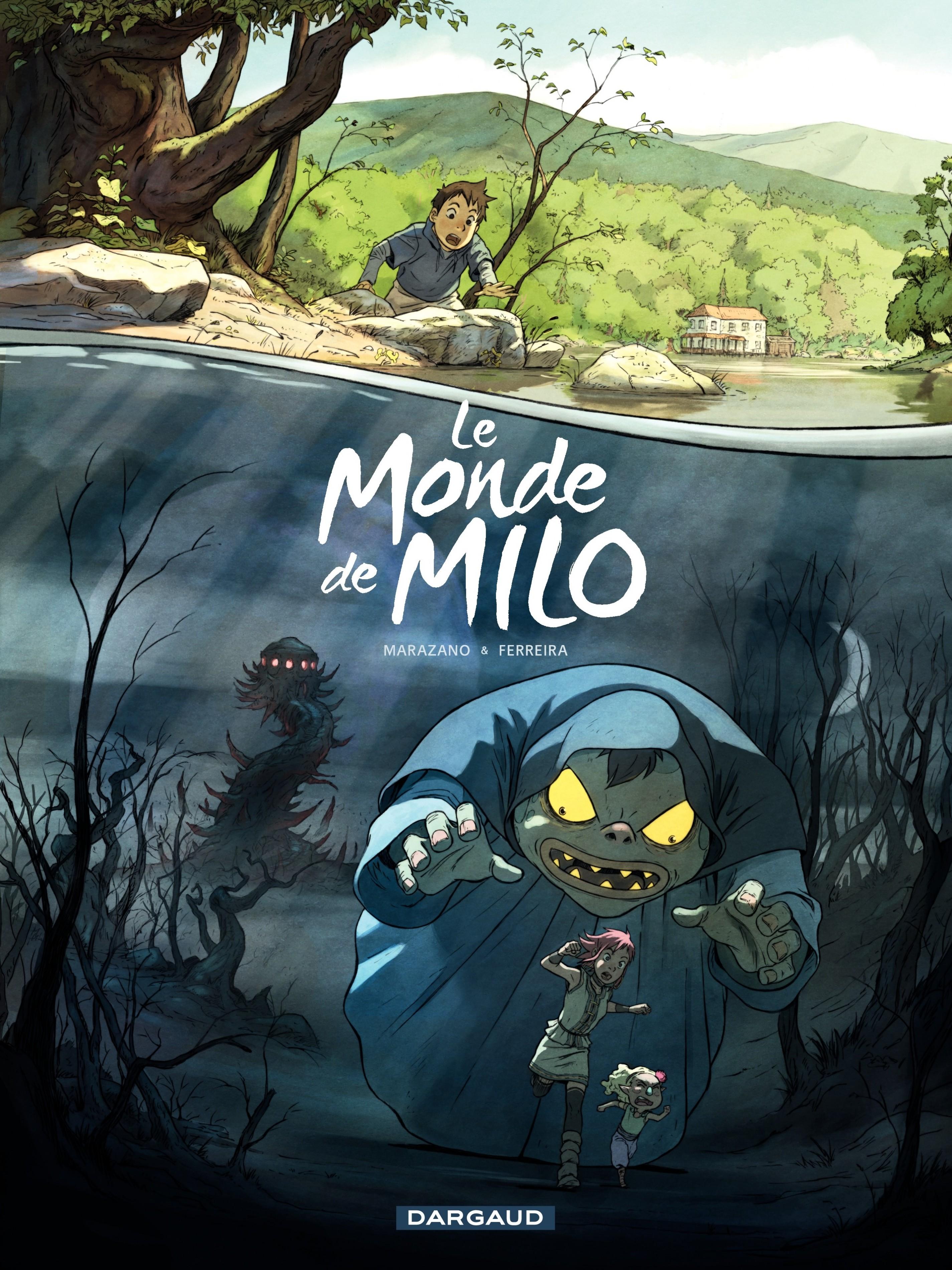 Le monde de Milo T.1