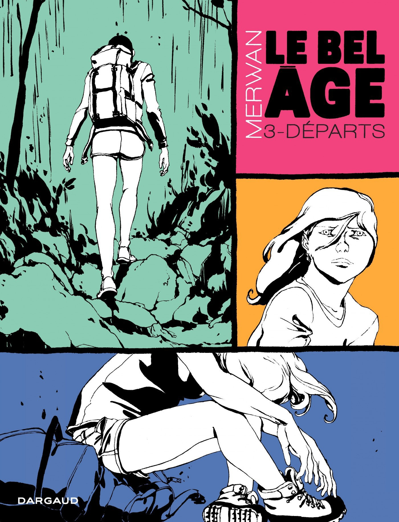Bel âge (Le)T.3: Révélations