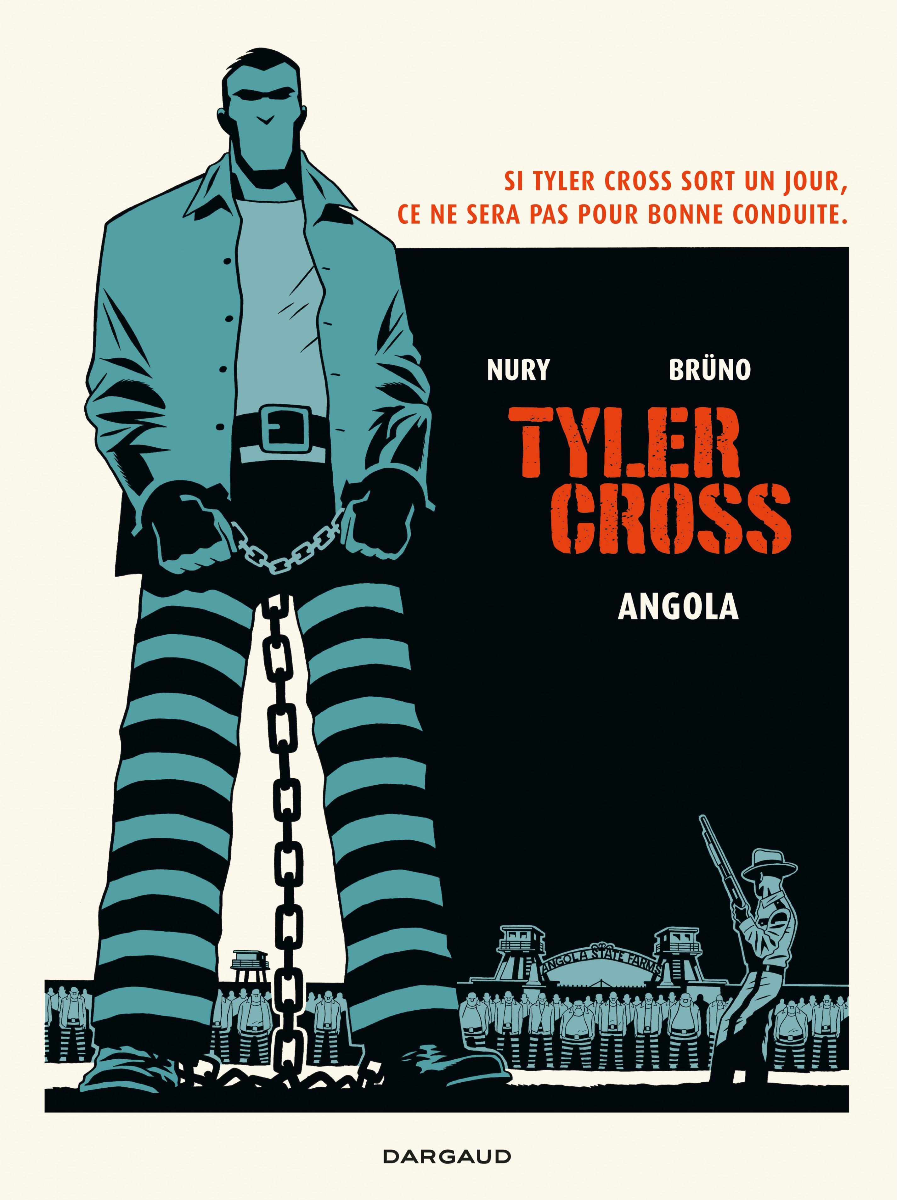 Tyler Cross T.2: Angola