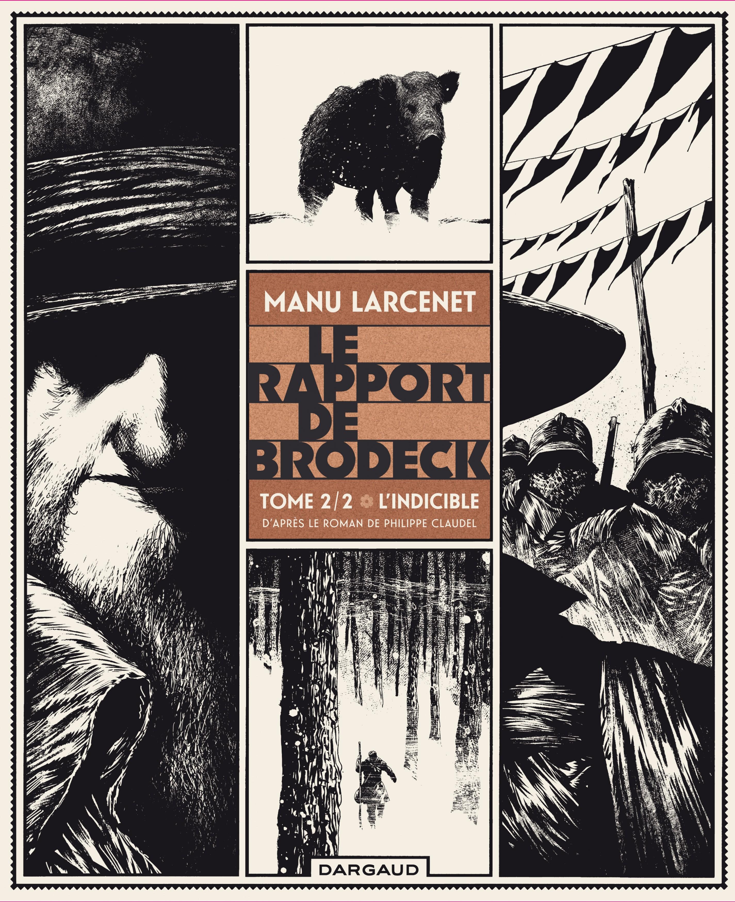 Vignette du livre Le rapport de Brodeck T.2 : L'indicible