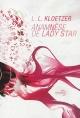 Couverture : Anamnèse de Lady Star Laurent Kloetzer