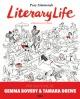 Couverture : Literary life: scènes de la vie littéraire Posy Simmonds