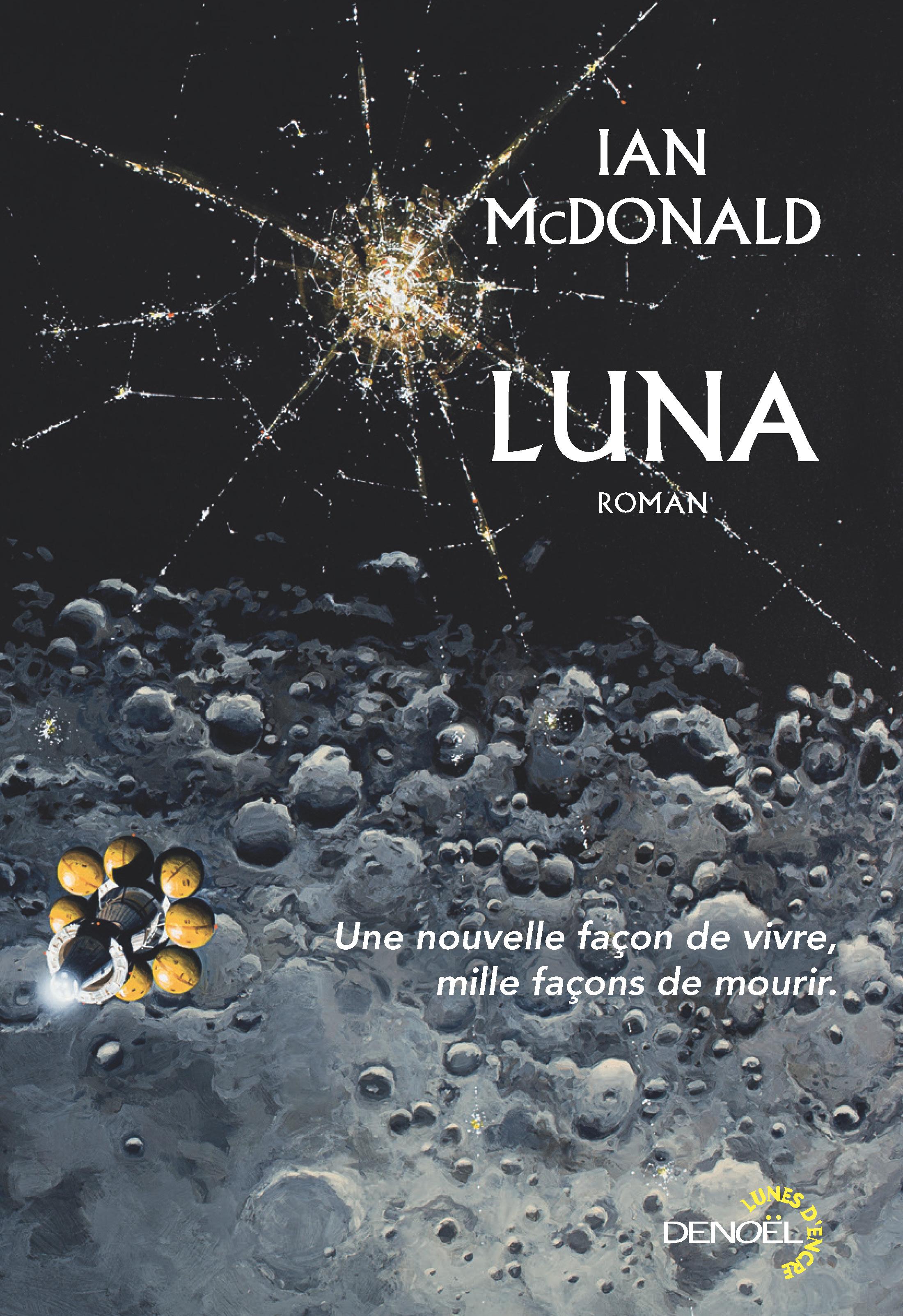 Luna T.1 : Nouvelle lune