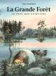 Couverture : Le pays des Chintiens T.1 : La grande forêt Anne Brouillard