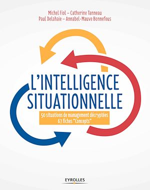 Vignette du livre L'intelligence situationnelle : 50 situations de management...