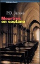 Couverture : Meurtres en Soutane P.d. James