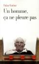 Couverture : Un homme, ça ne pleure pas Faïza Guène