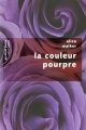 Couverture : Couleur Pourpre (La) Alice Walker