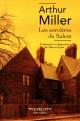 Couverture : Les sorcières de Salem: pièce en quatre actes Arthur Miller