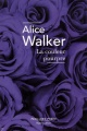 Couverture : La couleur pourpre Alice Walker