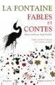 Couverture : Fables et contes Jean De La Fontaine, Marc Fumaroli