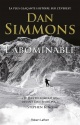 Couverture : L'abominable Dan Simmons