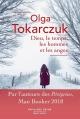 Couverture : Dieu, le temps, les hommes et les anges Olga Tokarczuk