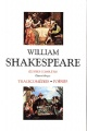Couverture : Oeuvres complètes :Tragicomédies et poésies (Coffret, 2 V.) William Shakespeare