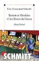 Couverture : Monsieur Ibrahim et les Fleurs du Coran Eric-emmanuel Schmitt