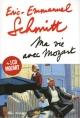 Couverture : Ma vie avec Mozart + CD Eric-emmanuel Schmitt