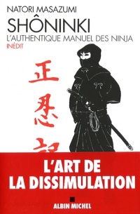 Shôninki : l'authentique manuel des Ninja