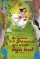 Couverture : Cadeau de la princesse qui avait déjà tout(Le) Hubert Ben Kemoun, Cécile Becq