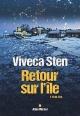 Couverture : Retour sur l'île Viveca Sten