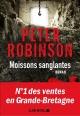 Couverture : Une enquête de l'inspecteur Banks : Moissons sanglantes Peter Robinson