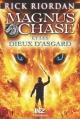 Couverture : Magnus Chase et les dieux d'Asgard T.1 : L'épée de l'été Rick Riordan