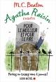 Couverture : Agatha Raisin enquête T.5 : Pour le meilleur et pour le pire M.c. Beaton