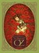 Couverture : Le magicien d'Oz Benjamin Lacombe, Sébastien Perez