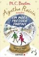 Couverture : Agatha Raisin enquête T.18 : Un Noël presque parfait M.c. Beaton