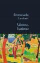 Couverture : Giono, furioso Emmanuelle Lambert