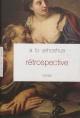 Couverture : Rétrospective Avraham B. Yehoshua