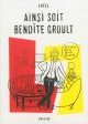 Couverture : Ainsi soit Benoîte Groult Benoîte Groult,  Catel