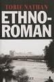 Couverture : Ethno-roman Tobie Nathan