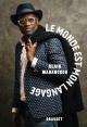 Couverture : Le monde est mon langage Alain Mabanckou