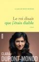 Couverture : Roi disait que j'étais diable(Le) Clara Dupont-monod