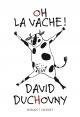 Couverture : Oh la vache ! David Duchovny
