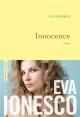 Couverture : Innocence Eva Ionesco