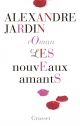 Couverture : Les nouveaux amants Alexandre Jardin