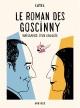 Couverture : Le roman des Goscinny : naissance d'un Gaulois  Catel
