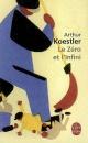 Couverture : Le zéro et l'infini Koestler Arthur