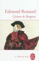 Couverture : Cyrano de Bergerac (édition préfacée, annotée et commentée) Edmond Rostand