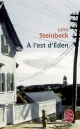 Couverture : A l'est d'Eden John Steinbeck