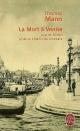 Couverture : Mort à Venise (La) Thomas Mann