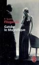 Couverture : Gatsby le magnifique Francis Scott Fitzgerald