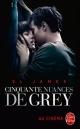 Couverture : Fifty Shades T.1 : Cinquante nuances de Grey E.l. James