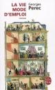 Couverture : La vie mode d'emploi Georges Perec