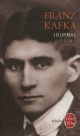 Couverture : Journal Franz Kafka