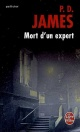 Couverture : Mort d'un Expert P.d. James