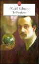 Couverture : Le prophète Khalil Gibran