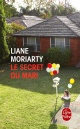 Couverture : Le secret du mari Liane Moriarty